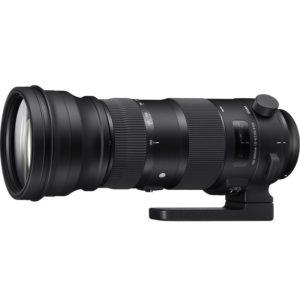 Sigma 150-600mm f/5-6.3 DG OS voor Nikon HSM Contemporary huren
