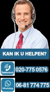Contact Camera Huren Nederland