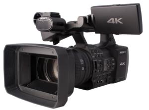 Video camera huren
