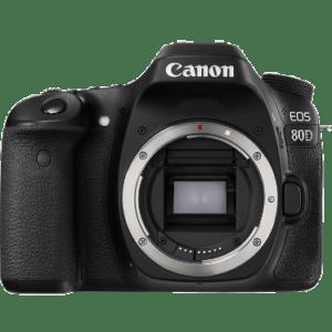 Canon EOS 80D huren