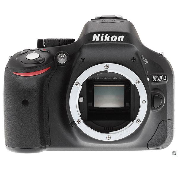 Nikon D5200 huren