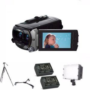 Video Camera SET 1 huren