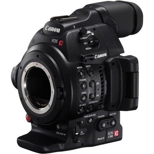 Canon EOS C100 Mark II huren