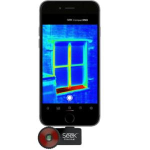 Seek Thermal Compact Pro voor Mobiele telefoon