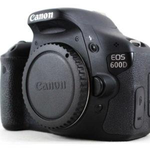 canon 600d huren